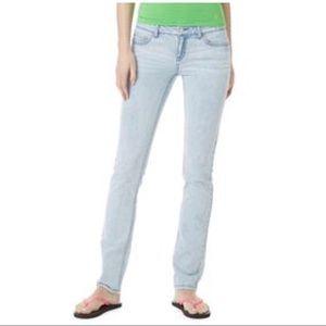 Aeropostale | 5 | Bayla Light Low Rise Skinny Jean